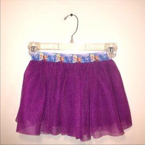 Disney Frozen Tulle Skirt Tutu